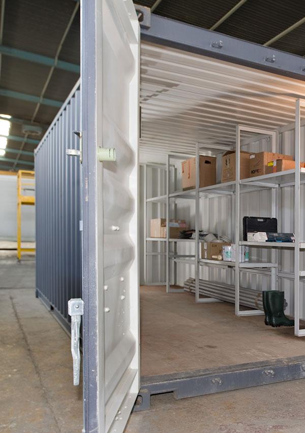 container da cantieri